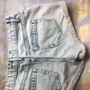 Denim Shorts | stone washed - Forever 21